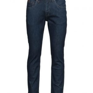 Bison 5-Pocketjeans-Indigoblue regular farkut