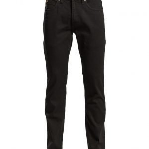 Bison 5pocketjeans-Black slim farkut