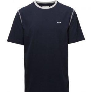 Bison Softtoucho-Necktee lyhythihainen t-paita