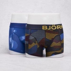 Björn Borg 2-Pack Blossom Boxer 70111 Sodalite Blue