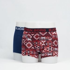Björn Borg 2-Pack Native Boxer 70291 Total Eclipse
