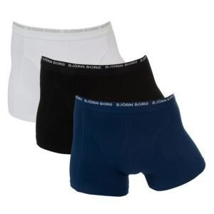 Björn Borg 3-Pack Basic 70101 Blue Depths