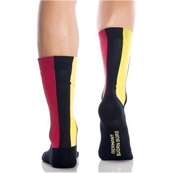 Björn Borg BB Germany Sock Black Red