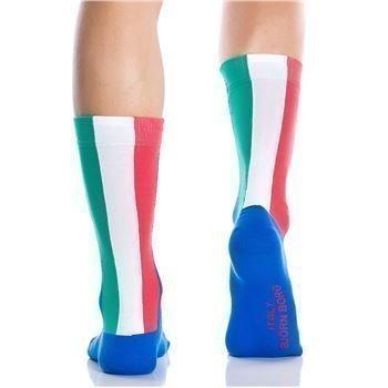 Björn Borg BB Italy Sock Blue Green White