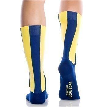 Björn Borg BB Sweden Sock Blue Yellow