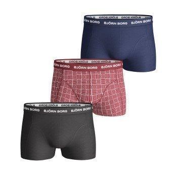 Björn Borg Basic Short Shorts 3 pakkaus