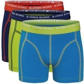 Björn Borg Boys Basic Shorts 3 pakkaus