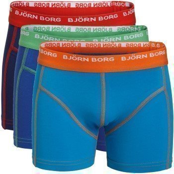 Björn Borg Boys Shorts 3 to Go Blueprint 3 pakkaus