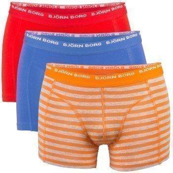 Björn Borg Boys Shorts Basic Stripe 3 pakkaus