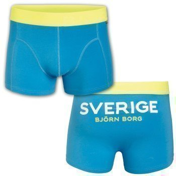 Björn Borg Boys Shorts Nations Sverige