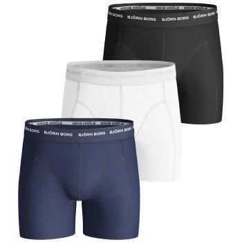 Björn Borg Boys Shorts Noos Basic 3 pakkaus