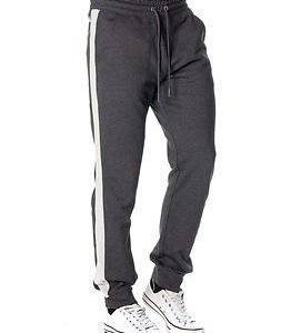 Björn Borg Lito Sweat Pants Anthracite Melange