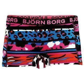 Björn Borg Mini Short Girls Blue Pink