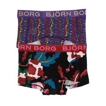 Björn Borg Mini Shorts Chili Pepper 2p 2 pakkaus