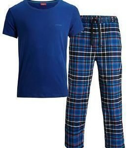 Björn Borg Pyjama Pants/T-Shirt Set Poison Check