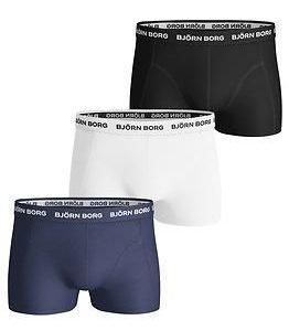 Björn Borg Short Shorts 3-pack Blue Depths