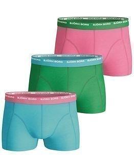 Björn Borg Short Shorts 3-pack Bright Green