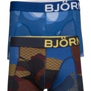 Björn Borg Short Shorts Bb Liquid Dot & Bb Contrast Camo bokserit