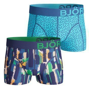 Björn Borg Short Shorts Strokes and Form 2 pakkaus