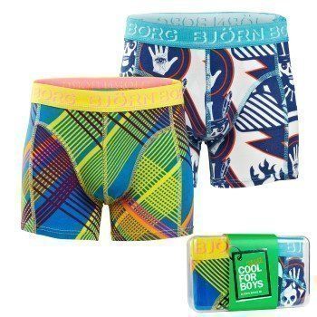 Björn Borg Shorts Cool For Boys 74014 2 pakkaus