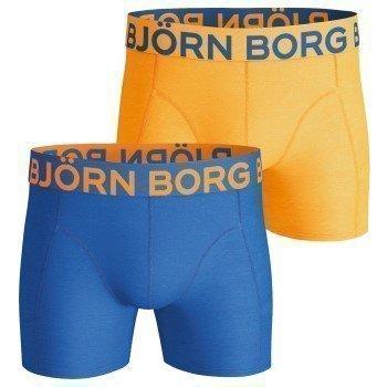 Björn Borg Shorts Neon Solids 2 pakkaus