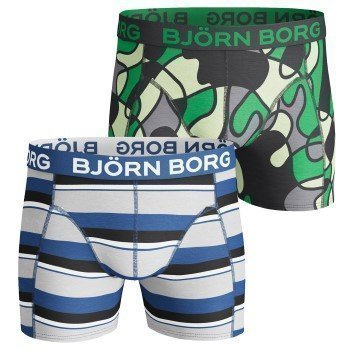 Björn Borg Shorts Pool Side and Summer Camo 2 pakkaus