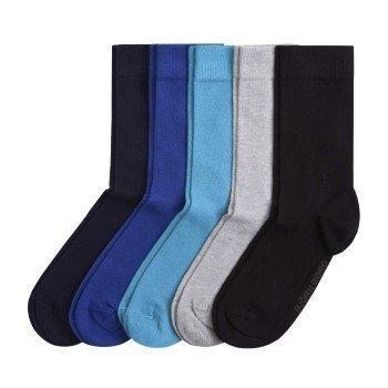 Björn Borg Solid Ankle Socks 5 pakkaus