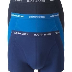 Bjorn Borg Basic Shorts Bokserit 3-Pack