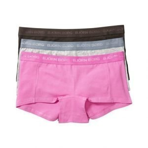 Bjorn Borg Basics Mini Shorts Hipsterit 3-Pack