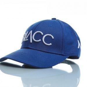 Blacc Adjustable Cap Lippis Sininen