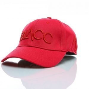 Blacc Fit Cap Lippis Punainen