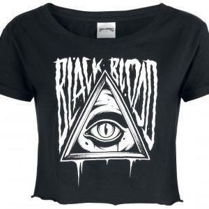 Black Blood Evil Eye Naisten T-paita