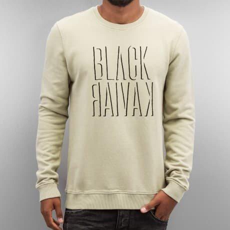 Black Kaviar Pusero Beige