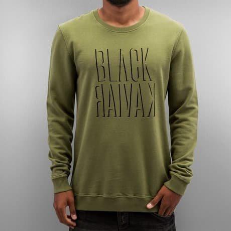 Black Kaviar Pusero Khakiruskea