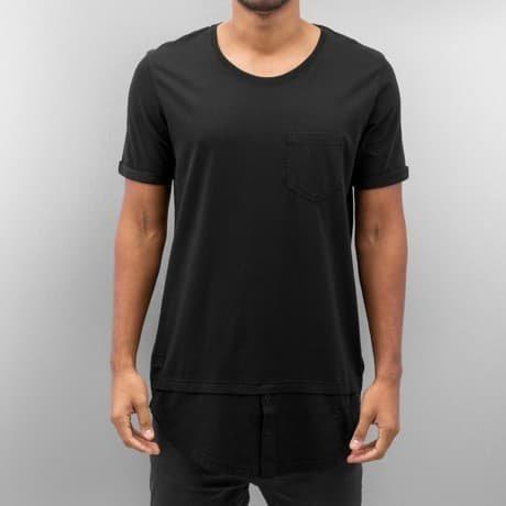 Black Kaviar T-paita Musta