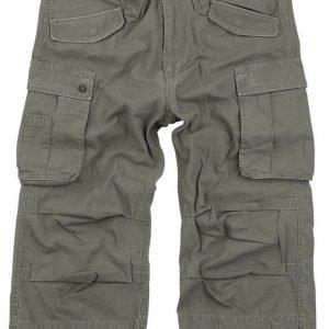 Black Premium By Emp 3/4 Vintage Shorts Vintage Shortsit