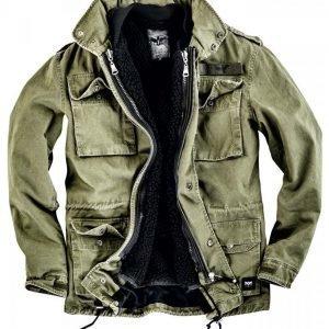 Black Premium By Emp Amy Field Jacket Talvitakki