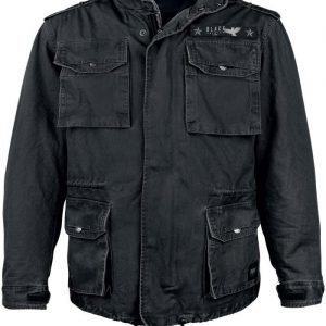 Black Premium By Emp Army Field Jacket Talvitakki