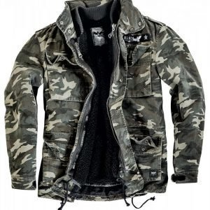 Black Premium By Emp Army Field Jacket Talvitakki