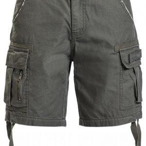 Black Premium By Emp Army Vintage Shorts Naisten Shortsit