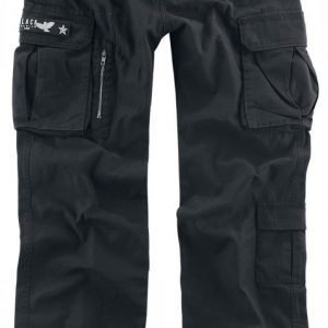 Black Premium By Emp Army Vintage Trousers Reisitaskuhousut