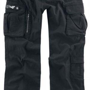 Black Premium By Emp Army Vintage Trousers Reisitaskuhousut