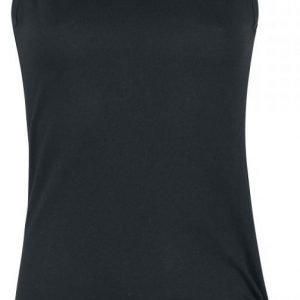 Black Premium By Emp Asymmetrical Basic Top Naisten Toppi