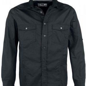 Black Premium By Emp Basic Shirt Kauluspaita