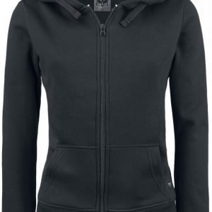 Black Premium By Emp Basic Zipper Naisten Vetoketjuhuppari