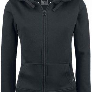 Black Premium By Emp Basic Zipper Naisten Vetoketjuhuppari