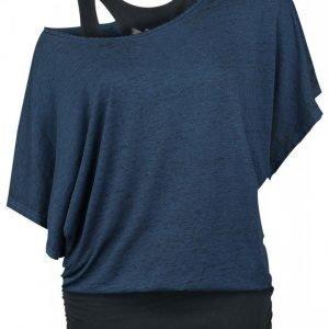 Black Premium By Emp Burnout Double Layer Naisten T-paita