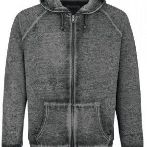 Black Premium By Emp Burnout Zipper Vetoketjuhuppari