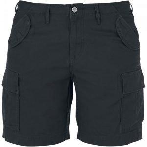 Black Premium By Emp Cargo Shorts Naisten Shortsit