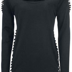 Black Premium By Emp Corded Sweatshirt Naisten Svetari